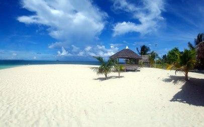 Daku island where we had our lunch
