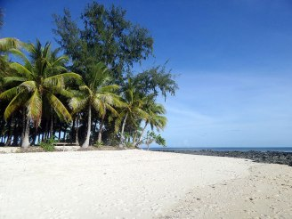 Our last stop, Guyam island