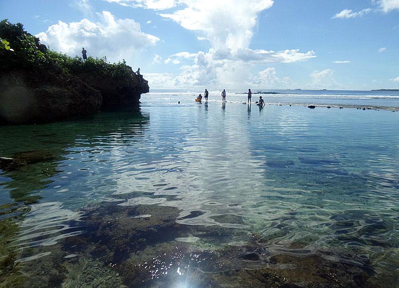 Magpupungko Tidal Pool