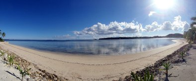 Malinao beach