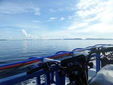 Motor on board