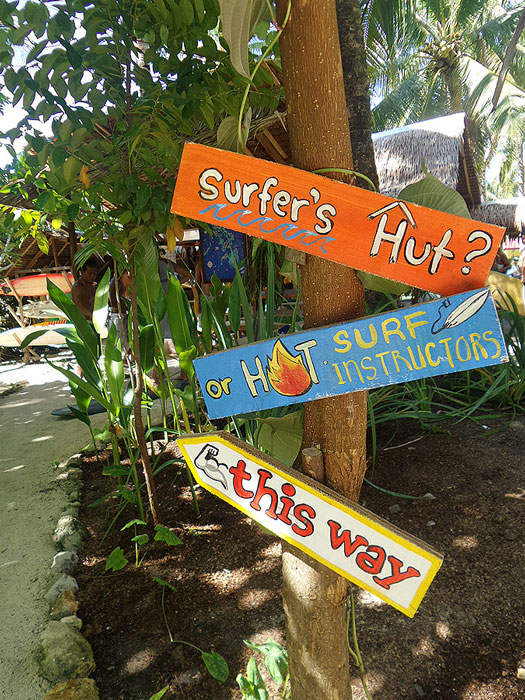 Uy! Hot surf instructors a.k.a. the Gwapitos! Follow them on Facebook