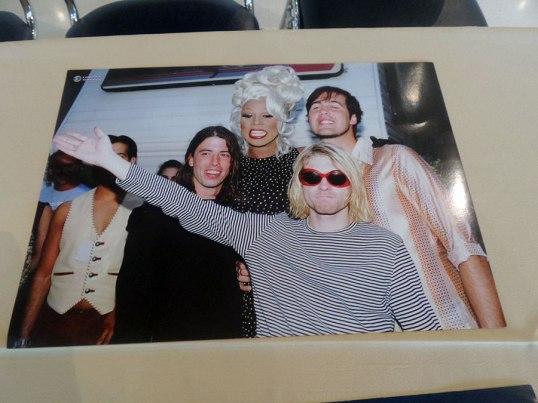 Nirvana with Ru Paul