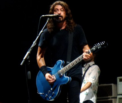 Foo Fighters in BKK