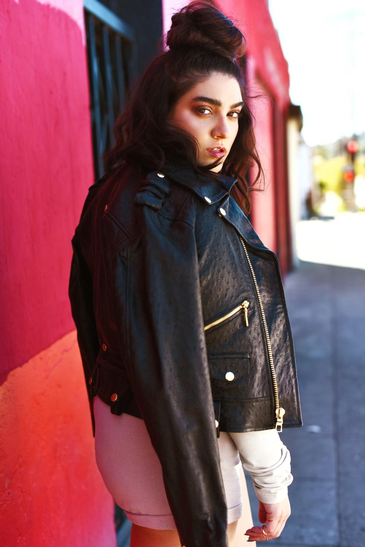 Nadia Aboulhosn x STATUS