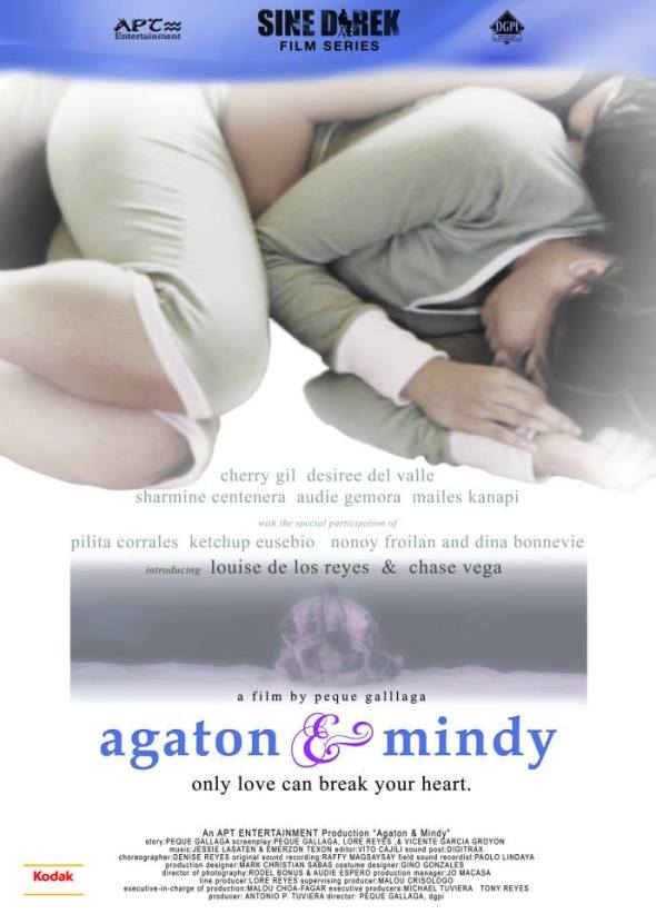 Agaton and Mindy