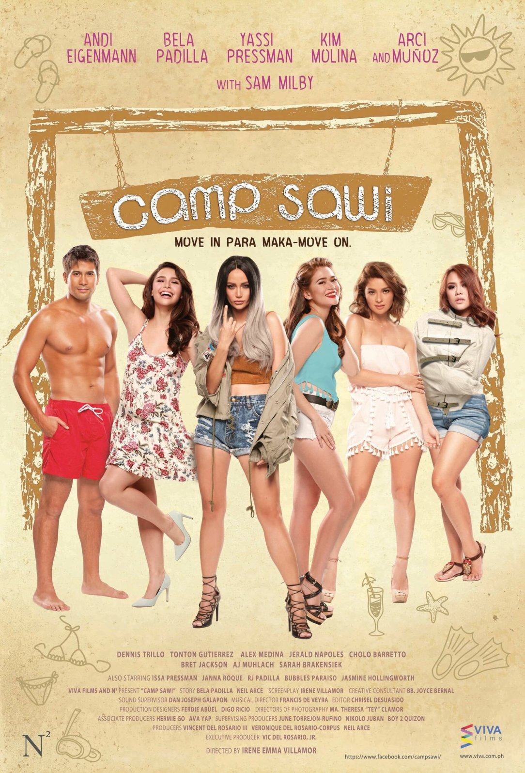 Camp Sawi