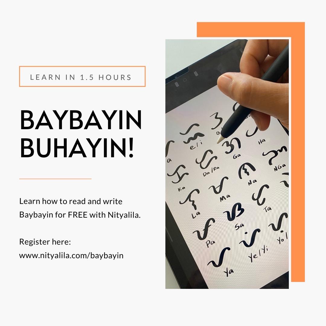 Baybayin_Class_Nityalila